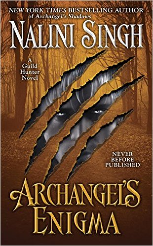 Archangel's Enigma (A Guild Hunter Novel) Review
