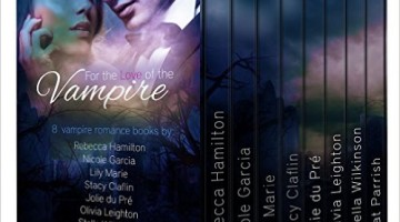 Vampire Romance Boxed Set: For the Love of the Vampire Review