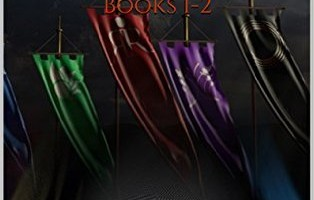 0The Red Harlequin Bundle Edition: Books 1-2 Review