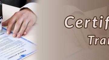 Certified-Translation-Service
