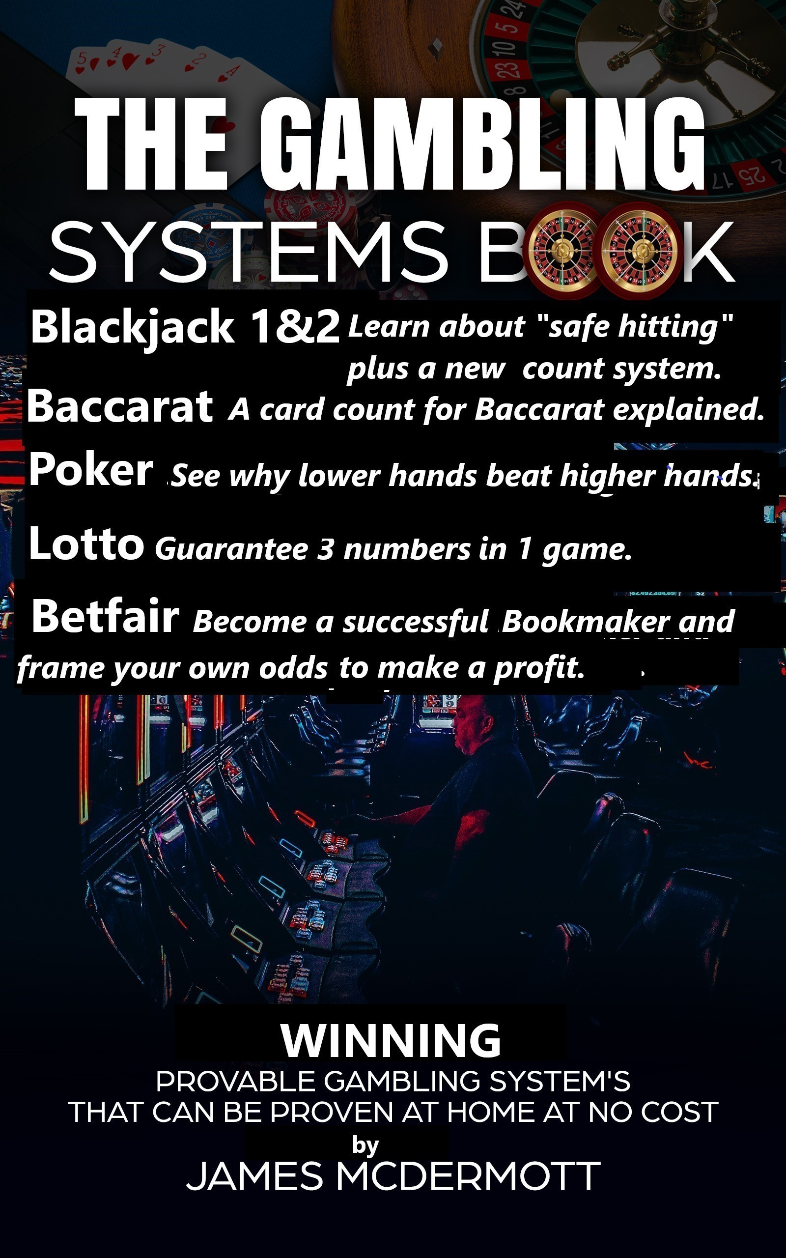 The gambling systems book